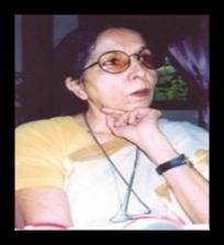 President, Foundation of SAARC Writers and Literature (FOSWAL), Padmashri Ajeet Cour
