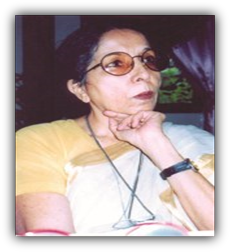 President, Foundation of SAARC Writers and Literature (FOSWAL), Padmashri Ajeet Cour