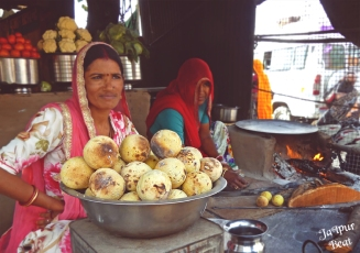 Dal Bati Pushkar