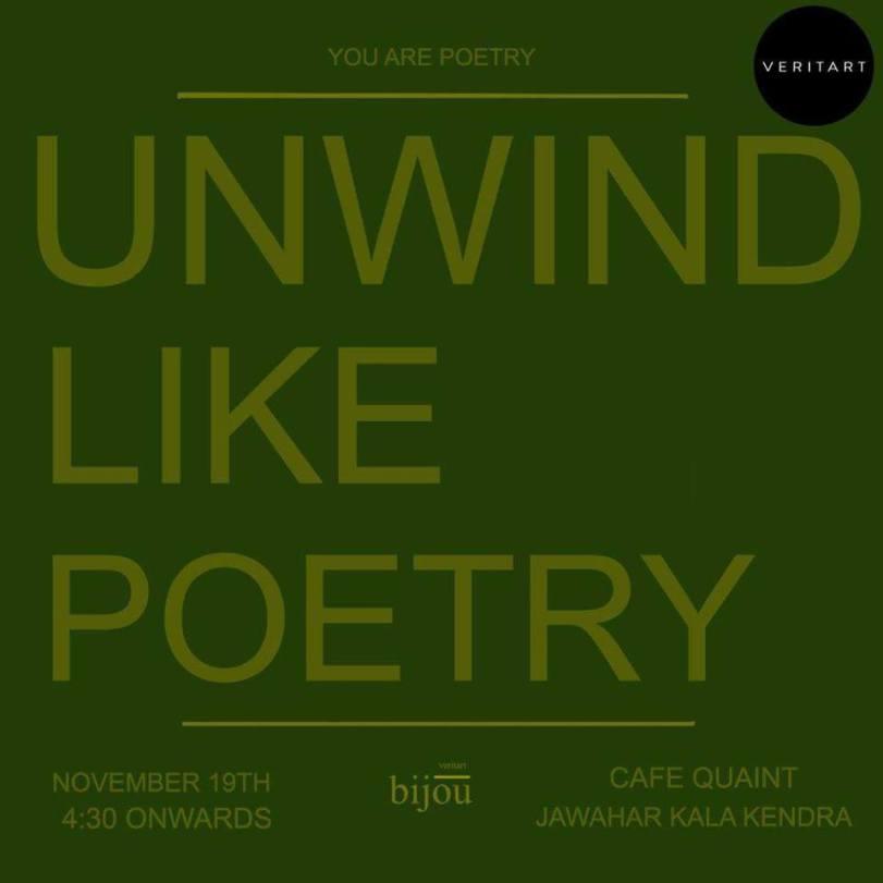 poetry at jkk