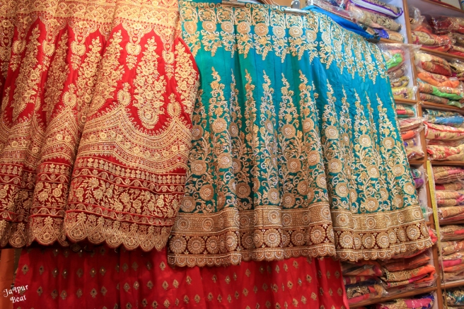 Pushpa Sarees Centre- Shop No. 8