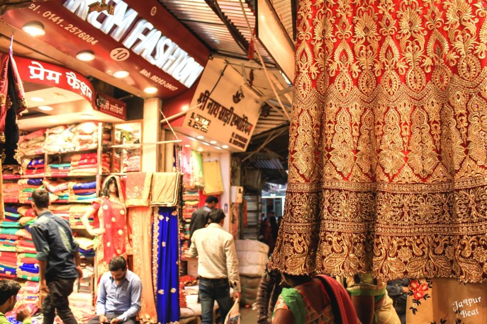 Pushpa Sarees Center- Shop No. 8