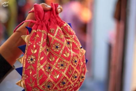 Beautiful potli bag
