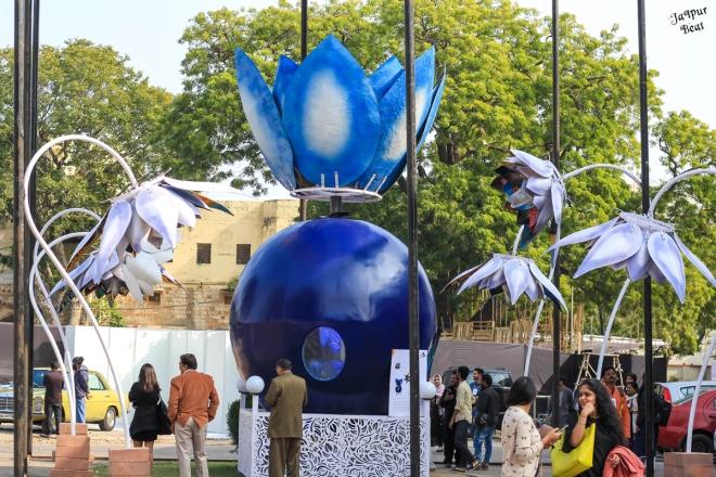 Jaipur Art Summit 1