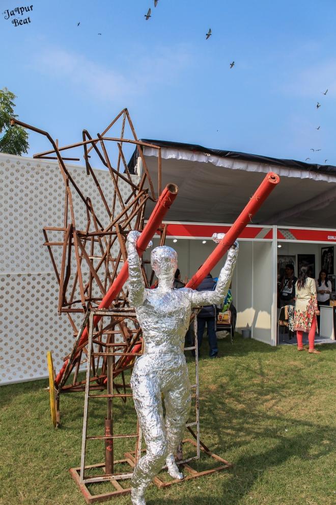 Jaipur Art Summit 2017