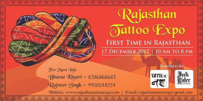 rajasthan tattoo expo