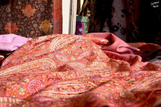 Intricate Kashmiri work