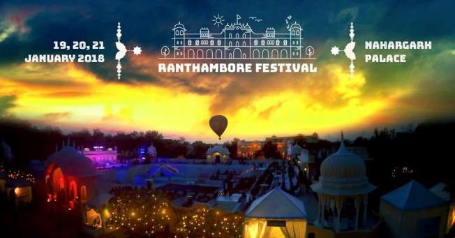 Feed Your Musical & Arty Soul At Ranthambore Festival 2018