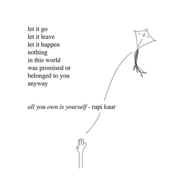 rupi kaur and her writings