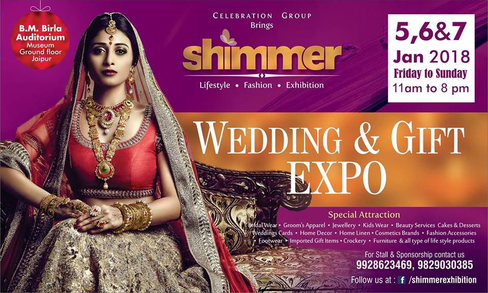 shimmer wedding and gift expo