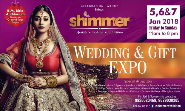 shimmer wedding and gift expo