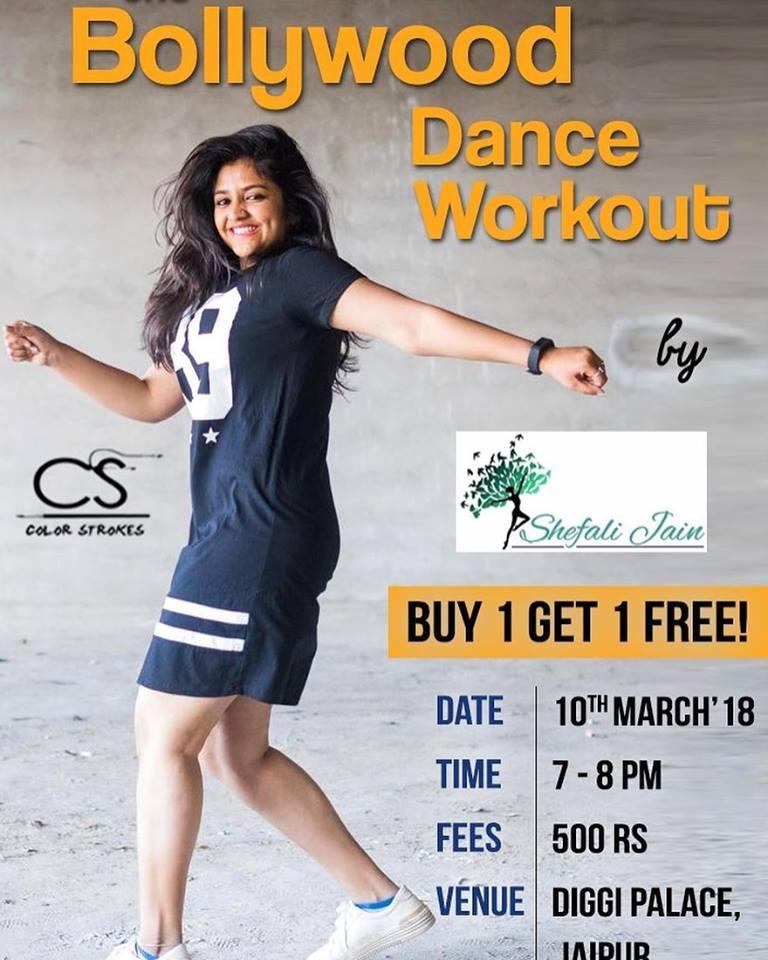 bollywood dance workshops