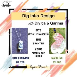 dig into design
