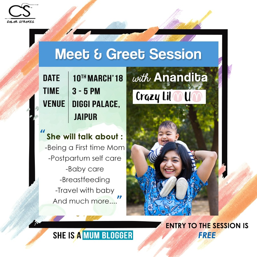 meet and greet session