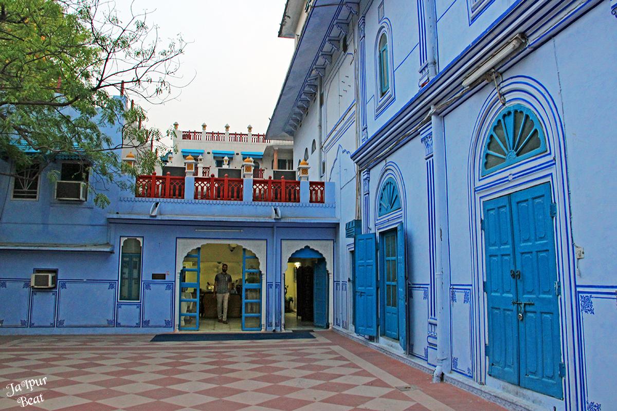 Diggi Palace