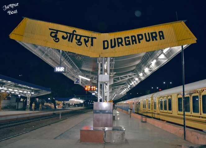 Durgapura Railway Station