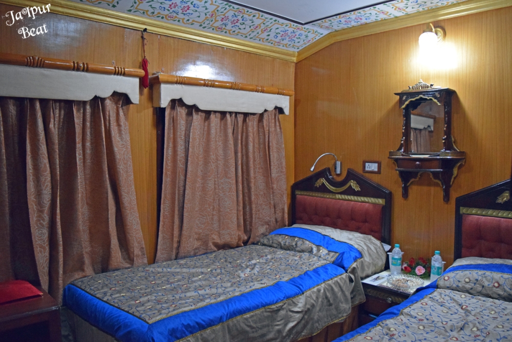 Rooms at Palace On Wheels