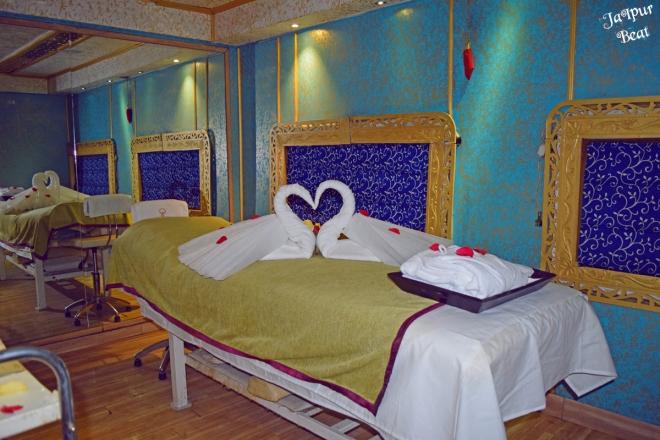 Royal spa