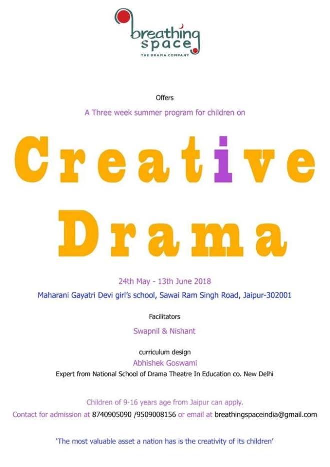 Creative Drama