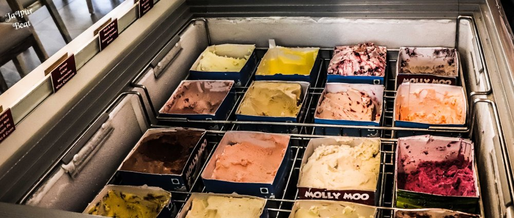 Molly Moo- different flavours