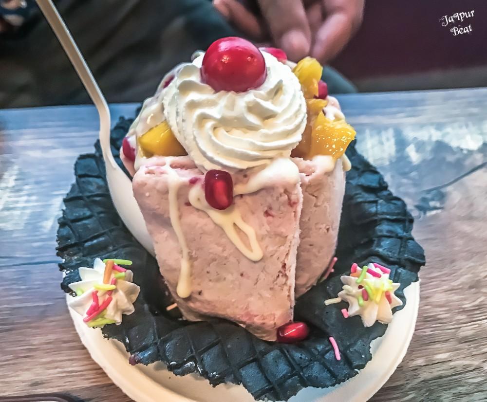 Molly moo ice-cream
