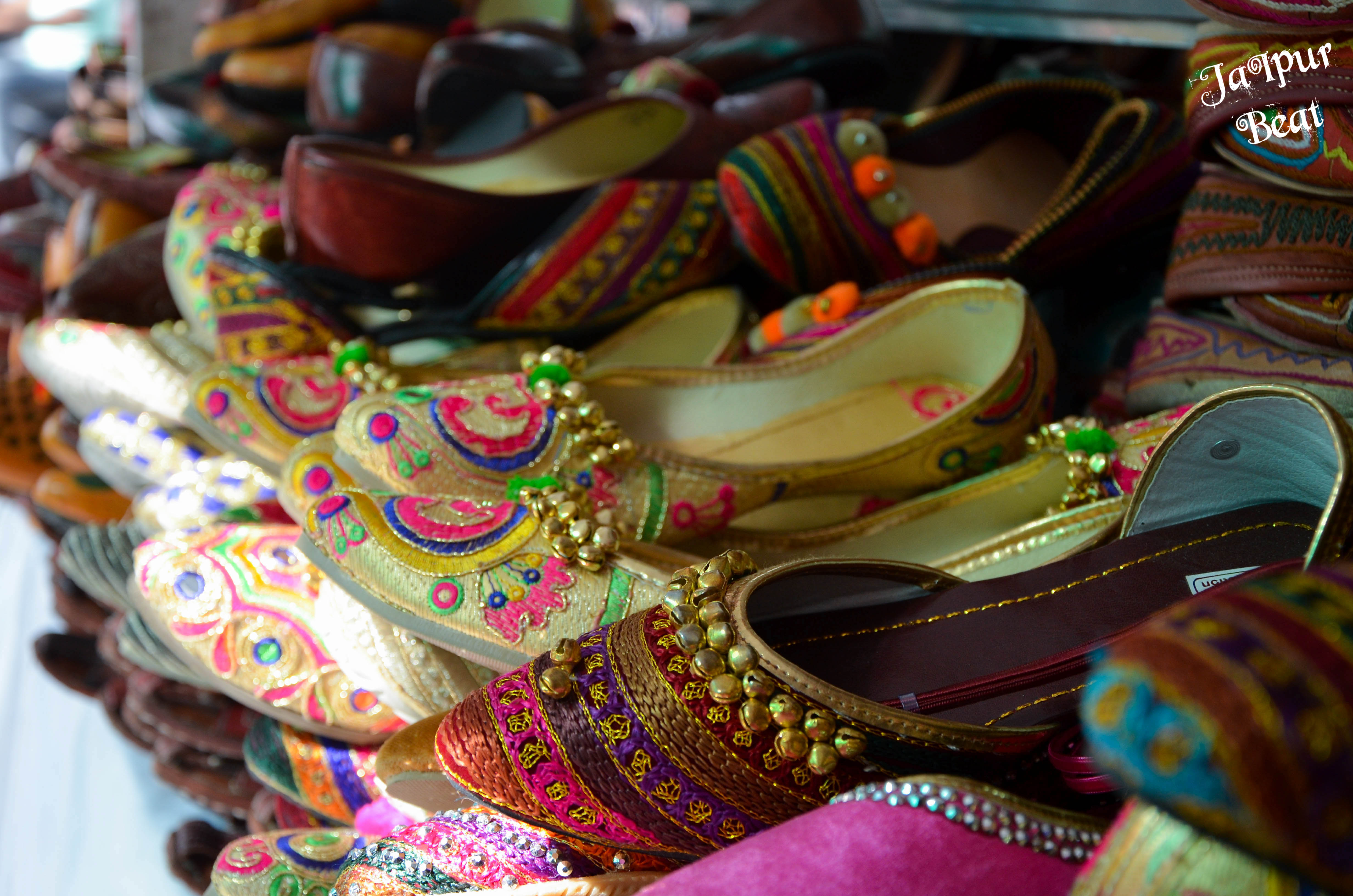 Bapu Bazaar by Jaipur Beat Jutis
