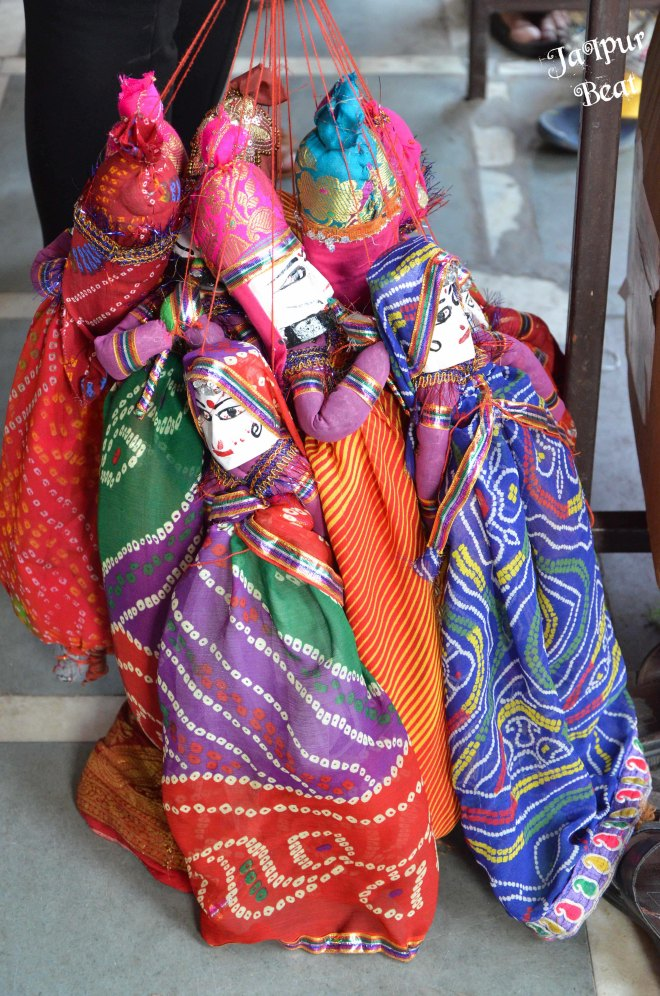 Bapu Bazaar by Jaipur Beat Puppets