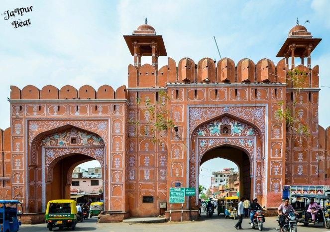 Ghat gate Ram Pol