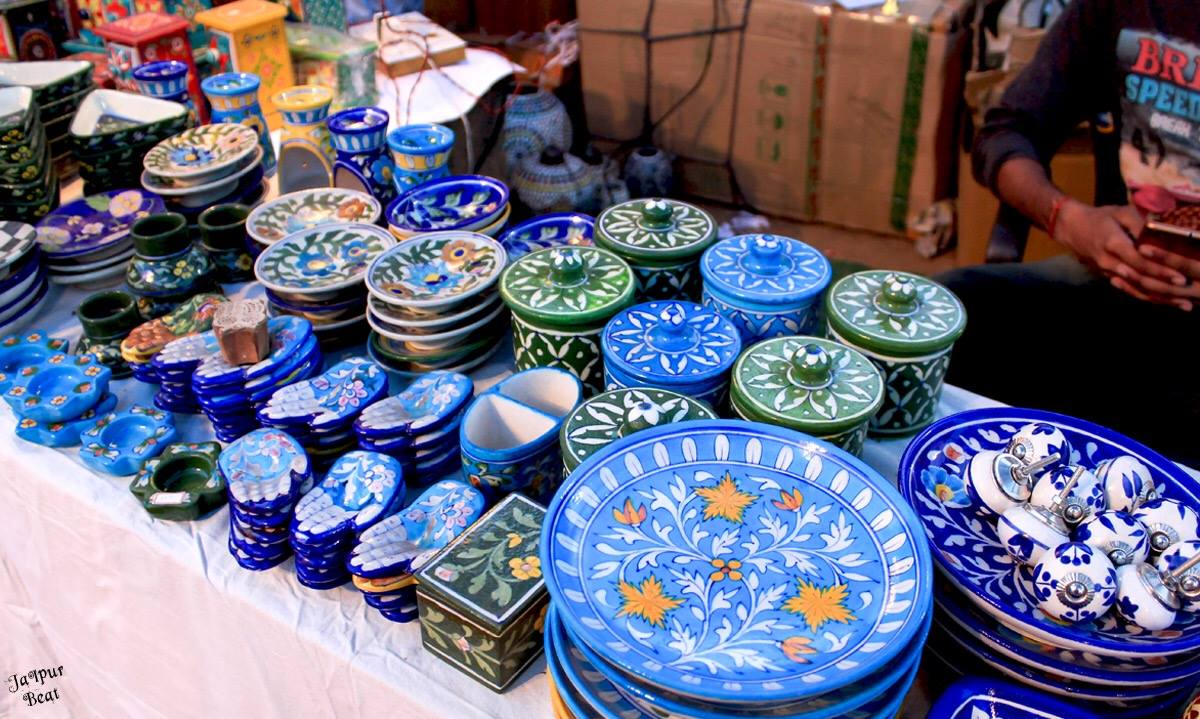 Blue pottery in jaipur – Jaipur Beat