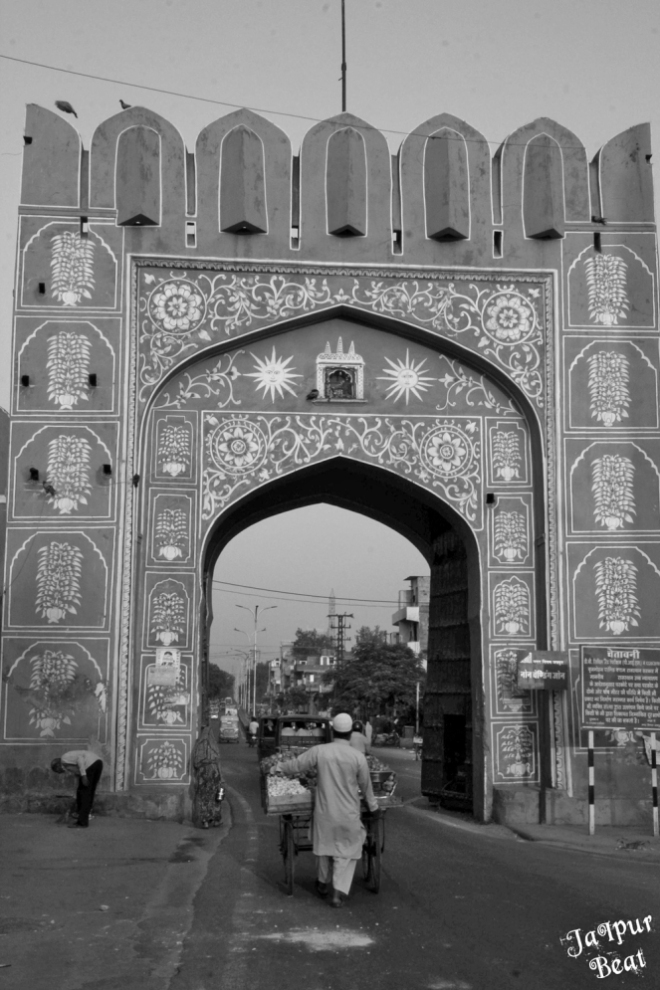 gates of the city