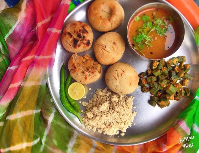 dalbaatichurma – Jaipur Beat