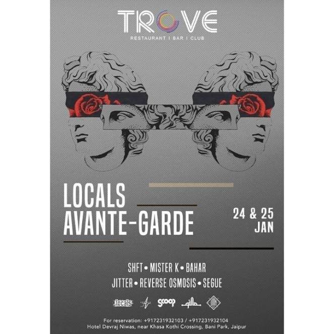 locals district at club trove