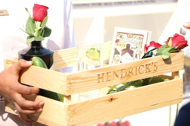 Hendrick's Brunch