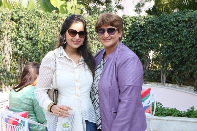 Saloni Goyal and Shikha Dulabhji