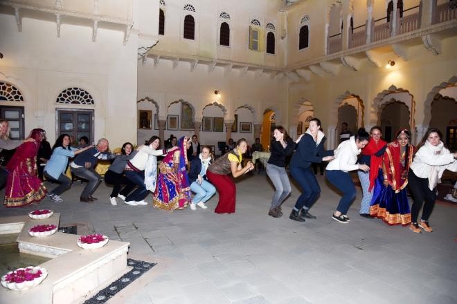 Particiapants enjoying the cultural night.jpg