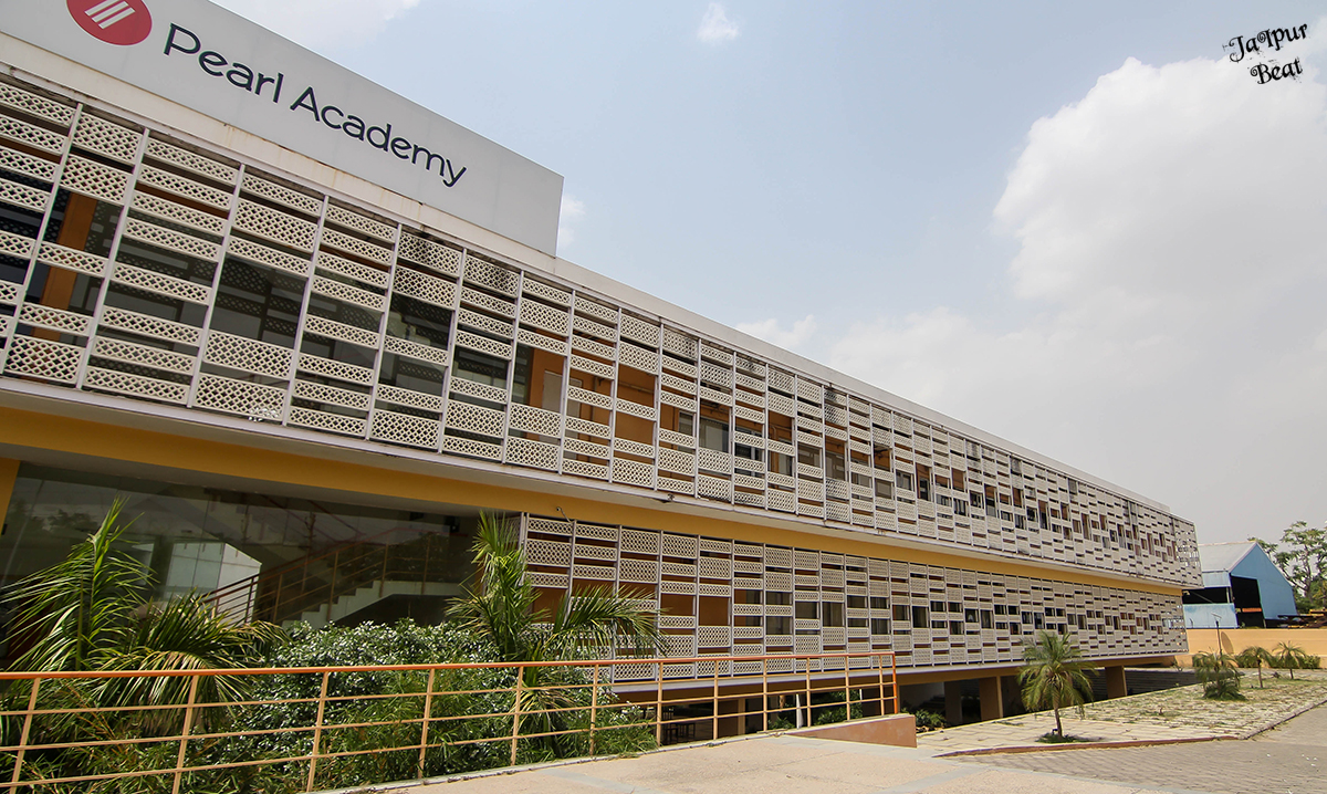 Vogue To The Traditional City Of Jaipur Pearl Academy Architecture Adding Modernity Jaipur Beat