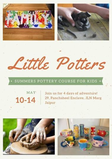 Little potters