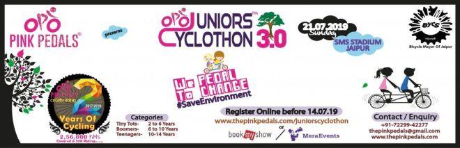 junior cyclothon