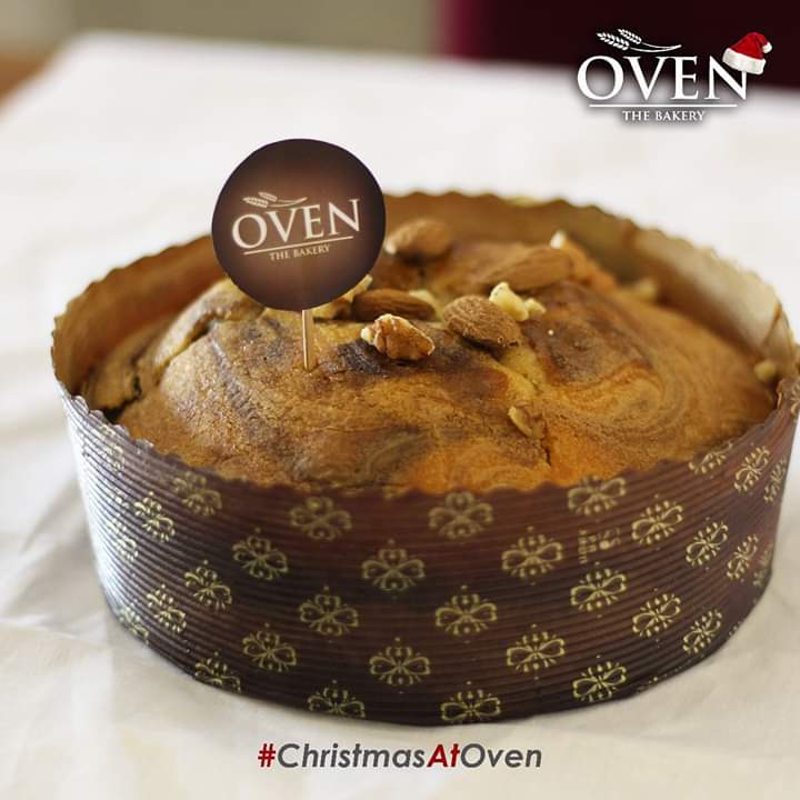 Oven the bakery