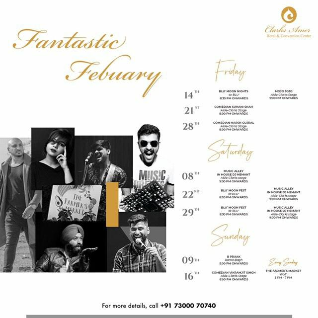 Fantastic February