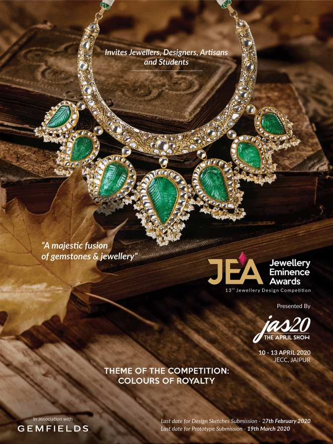JEA-2020 Poster Easel